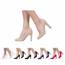 Block High (3-4.5 in.) Business Women's Heels