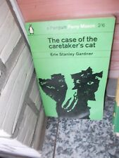 The Case of the Caretaker's cat, by Erle Stanley Gardner, a Penguin Perry Mason