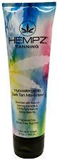 Hempz Tanning Hypoallergenic Dark Tan Maximizer Indoor Tanning Bed Lotion 9 oz