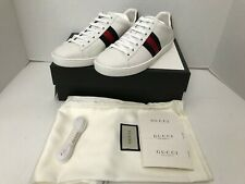 Gucci Women Ace white leather sneaker* 35, 36, 37, 38, 39, 40, 41