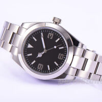 40mm Parnis Sapphire Glass Automatic Movement Men's Watch 5 ATM Water Resistant
