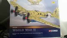 Heinkel HEIII German Bomber Corgi Die Cast military Aircraft World War II