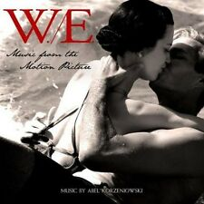 W.E. (Music From The Motion Picture) - Abel Korzeniowski (2012, CD NUOVO)