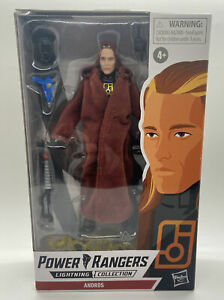 POWER RANGERS LIGHTNING COLLECTION IN SPACE ANDROS EXCLUSIVE FIGURE F2971