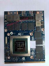 Nvidia GTX 980M 8GB MXM3.0 Graphics Card N16E-GX-A1 Alienware/Clevo/HP/Dell/MSI