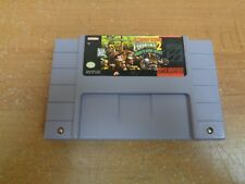 Donkey Kong Country 2: Diddy's Kong Quest, Cart & Manual, Super Nintendo SNES