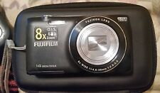 Fujifilm FinePix J Series JZ100 14.0MP Digital Camera - Black