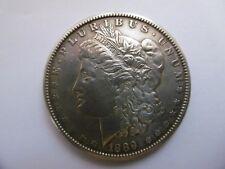 1889-P $1 Morgan Silver Dollar