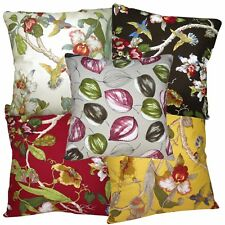 Pillow Cover*Fine Cotton Canvas Sofa Throw Seat Pad Cushion Case Custom Size*Ai