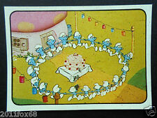 figurines cromos los pitufos cards figurine i puffi 90 panini 1982 the smurfs gq