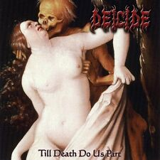 "Deicide ""Till Death Do Us Part"" CD + Ltd Edt. Patch!"