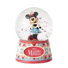 ENESCO DISNEY TRADITIONS Schneekugel 4059187 Sweetheart Minnie Jim Shore Figur