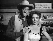 "James Arness Private Collection Gunsmoke ""Matt & Kitty""   8 x 10 Photo # 3"