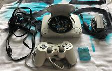Sony Playstation 1 PS1 Console Bundle Complete Crash Bandicoot 3 PAL UK