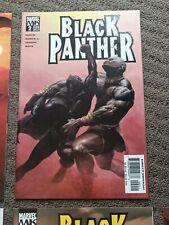 Black Panther (2005) #1& #2 1st Appearance Shuri 3,4,5,6 & Variant , set , CGC !