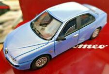 Alfa Romeo Alfa 156 Azzurro Metallizato- Scala 1:43 Die Cast - Solido Alfa Romeo