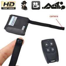 HD Module SPY Hidden Camera Video DVR Motion Detect& Remote Control& USB Cable