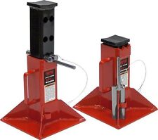 "NORCO 81225I 25 TON JACK STANDS 12"" TO 20"""
