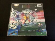 1998#  VINTAGE RARE PLAYKIT PS1  SOCCER CALCIO PLAYSTATION 1 COVER #SEALED