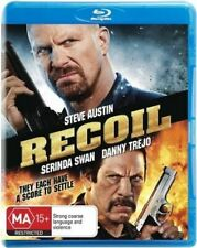 Recoil - Bluray Disc Only - Steve Austin, Danny Trejo, Serinda Swan