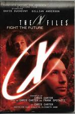 X-Files Fight the Future by Elizabeth Hand (1998)  Young Adult Version