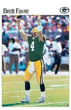 2003 Brett Favre Green Bay Packers Original Starline Poster