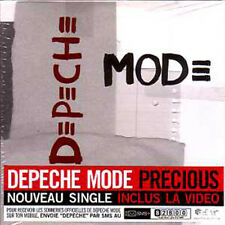 CD Single DEPECHE MODE Precious 3-Track CARD SLEEVE FRENCH STICKER  RARE