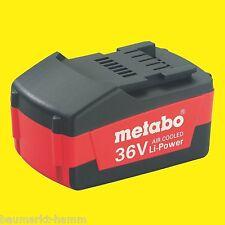METABO Ersatz Akku 36 Volt  1,5 Ah AHS 36 V Li-Power Compact Air Cooled