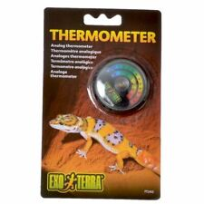 New listing Lm Exo-Terra Rept-O-Meter Reptile Thermometer Reptile Thermometer