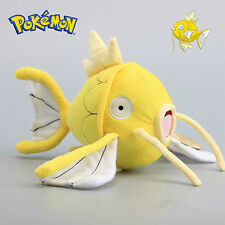 "New Pokemon 9"" Gold Shiny Magikarp Fish Soft Stuffed Plush Toy Doll Cute^"