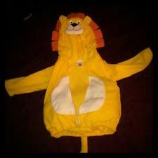Carters Lion Halloween Costume Jacket 6-9 months