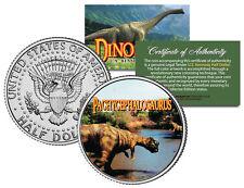 PACHYCEPHALOSAURUS ** Collectible Dinosaur ** JFK Half Dollar US Colorized Coin