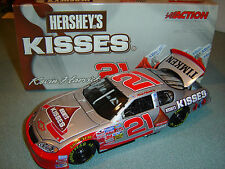 #21 Kevin Harvick 2004 Special Edition Hershey's KISSES 1/24 Action CWC New
