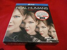 "COFFRET 3 BLU-RAY NEUF ""REAL HUMANS - SAISON 2"""