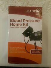 Leader Blood Pressure Home Kit Manuel Inflation & deflation