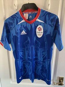 Team GB 2012 Football Shirt, Mens 13-14 Years