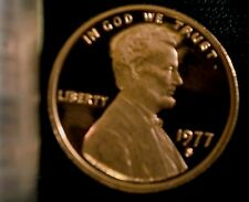 1977-S 1C DC (Proof) Lincoln Cent