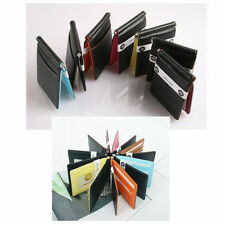 Synthetic Men's Wallets with Credit Card