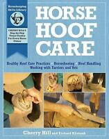 Horse Hoof Care : Healthy Hoof Care Practices, Horseshoeing, Hoof Handling,...