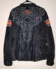 Womens Harley Davidson Riding Jacket Sz XL