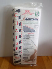 """Koverroos Chaise Cover 76"""" L X 30"""" H X 28"""" W"""