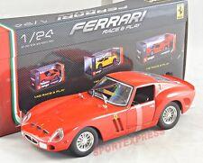 NUEVO 1/24 Bburago 18-26018 Ferrari 250 GTO, red, 1962