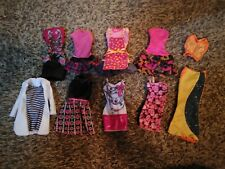 Lot Of 9 Barbie Doll Dresses