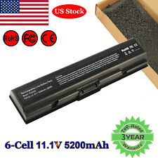 6Cells Battery for Toshiba Satellite PA3534U-1BRS A205 A305 A505 L305 L505 L505D