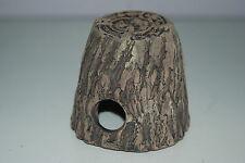 Acquario Ceramica Medio Ciclide Hide 13 x 12 x10 Piccolo per Botia & Pesci