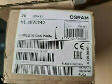 Osram 28w/840 T5 Lamps X20 lamps
