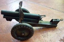 Blechspielzeug, altes Geschütz                                  (Art.3863)