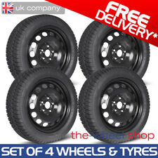 "16"" BMW 1 Series F20 F21 Steel Wheels and winter Tyres 2011 - 2018"