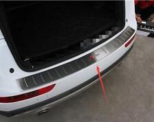 Rear Bumper Sill Scuff Protector Trim Cover for Audi 2013-2017 Q5