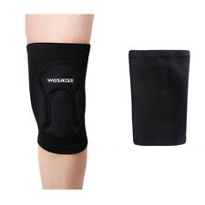Safety Sports Leg Knee Support Patella Guard FOAM Protector Gel Pads Sleeve